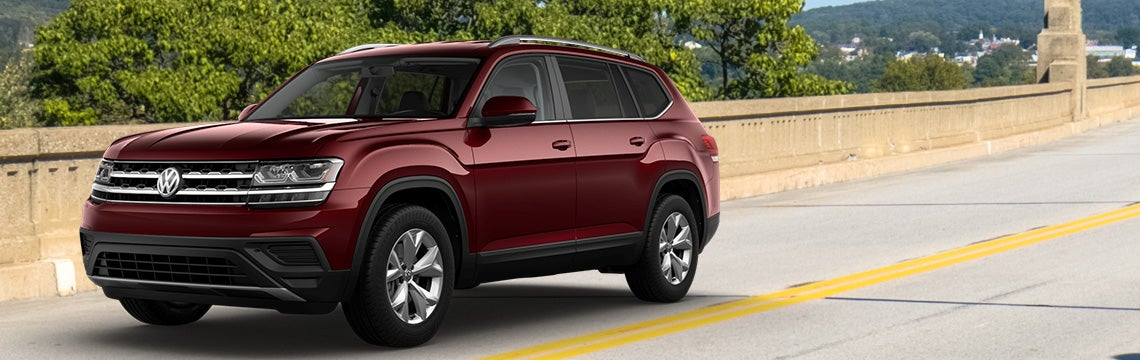 New VW SUVs | Volkswagen Atlas in York, PA | York Volkswagen