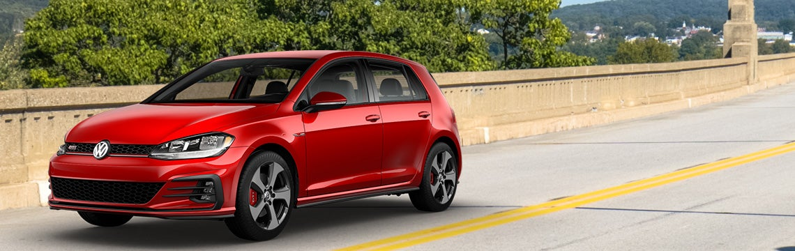 New VW Cars | Volkswagen Golf GTI in York, PA | York Volkswagen, Inc